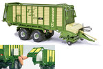 56500-Krone-Wiking-ZX-450-GL-Dubbel-Doel-opraapwagen-1:32-WK77302-LAST-ONES