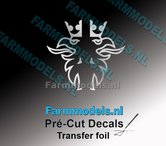 Scania-Griffioen-ZILVER-FOLIE-(Transferfolie)-19x38mm-voorgesneden-sticker-via-applicatie-folie-aan-te-brengen