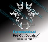 Scania-Griffioen-ZILVER-FOLIE-(Transferfolie)-30x60mm--voorgesneden-sticker-via-applicatie-folie-aan-te-brengen