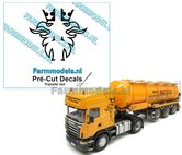 Scania-Griffioen-ZWARTE-FOLIE-(Transferfolie)-30x60mm--voorgesneden-sticker-via-applicatie-folie-aan-te-brengen