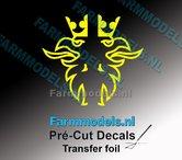 Scania-Griffioen-BANANA-GELE-FOLIE-(Transferfolie)-24x48mm-voorgesneden-sticker-via-applicatie-folie-aan-te-brengen