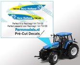 New-Holland-TM140-type-stickers-voor-NH-TM155-Replicagri-motorkap-Pré-Cut-Decals-1:32-Farmmodels.nl