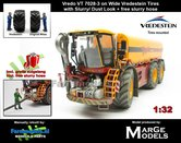 Vredo-Trac-VT7028-3-+-VREDESTEIN-Banden-+-STOF--&-MESTLOOK-1:32-Marge-Models-(MM1802VREDO)