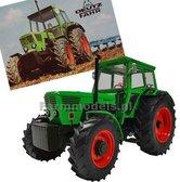 Deutz-D-100-06-met-cabine-1:32-Limited-Edition-500-Weise-Toys-MW2050