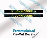 2x-JOHN-DEERE-voorruit-stickers-GEEL-(groen)-op-ZWARTE-achtergrond-40-mm-breed-Pré-Cut-Decals-1:32-Farmmodels.nl