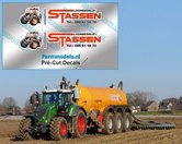 Stassen-Loonbedrijf-stickerset-2x-9-mm-hoog-op-transparante-folie-Pré-Cut-Decals-1:32-Farmmodels.nl