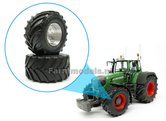 Fendt-926-930-Aluminium-vooras-velg-BLANK-+-Vredestein-Traxion-XXL-710-60R30-brede-banden-1:32