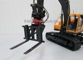 68040-Palletvork-Bouwkit-set-voor-snelwisselset-68000-68025-Rupskraan-ROS-New-Holland-Hitachi-etc.-1:32-OP=OP