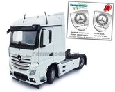 Mercedes-Benz-Actros-Streamspace-4x2-White-met-Free-Gift-Mercedes-(Silver-Shield)-Decals-1:32-MM1907-01