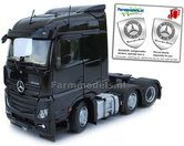 Mercedes-Benz-Actros-Streamspace-6x2-Black-met-Free-Gift-Mercedes-(Silver-Shield)-Decals-1:32-MM1908-02