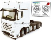 Mercedes-Benz-Actros-Gigaspace-6x2-White-met-Free-Gift-Mercedes-(Silver-Shield)-Decals-1:32-MM1912-01