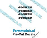JOSKIN-Logo-ZWART-oud-dicht-4x-stickers-1.8-mm-hoog-Pré-Cut-Decals-1:32-Farmmodels.nl