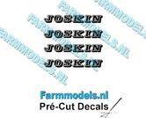 JOSKIN-Logo-ZWART-oud-dicht-4x-stickers-3-mm-hoog-Pré-Cut-Decals-1:32-Farmmodels.nl