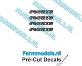 JOSKIN-OUDE-LOGO-ZWART-4x-stickers-1.8-mm-hoog-Pré-Cut-Decals-1:32-Farmmodels.nl