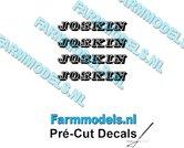 JOSKIN-OUDE-LOGO-ZWART-4x-stickers-3-mm-hoog-Pré-Cut-Decals-1:32-Farmmodels.nl