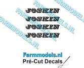 JOSKIN-OUDE-LOGO-ZWART-4x-stickers-4-mm-hoog-Pré-Cut-Decals-1:32-Farmmodels.nl