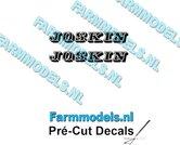 JOSKIN-OUDE-LOGO-ZWART-2x-stickers-5-mm-hoog-Pré-Cut-Decals-1:32-Farmmodels.nl
