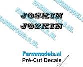 JOSKIN-OUDE-LOGO-ZWART-2x-stickers-8-mm-hoog-Pré-Cut-Decals-1:32-Farmmodels.nl
