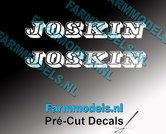 JOSKIN-OUDE-LOGO-WIT-2x-stickers-15-mm-hoog-Pré-Cut-Decals-1:32-Farmmodels.nl