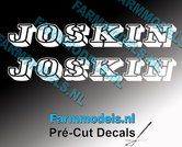 JOSKIN-OUDE-LOGO-WIT-2x-stickers-21-mm-hoog-Pré-Cut-Decals-1:32-Farmmodels.nl