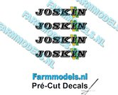 JOSKIN-LOGO-met-GROEN--GELE-STREPEN-4x-stickers-4-mm-hoog-Pré-Cut-Decals-1:32-Farmmodels.nl