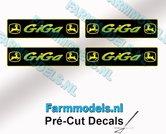 GiGa-COMBI-stickerset-4x-GEEL--GROEN--ZWART-op-folie-Pré-Cut-Decals-1:32-Farmmodels.nl