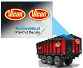 Vicon-Logo-2x-GEEL--ROOD-24-mm-hoog-op-transparante-folie-Pré-Cut-Decals-1:32-Farmmodels.nl