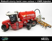 COMBISET:-Rebuilt-&-ND-VERVAET-Hydro-Trike-XL-TANK-NAADLOOS-+-BONGERS-LOGO-+-VMR-VEENHUIS-Bemester-met-verkruimelrollen-1:32--MM1819-BONGERS-RB-5