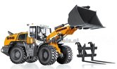 Liebherr-L-556-XPower-Shovel--Wiellader-1:32-Wiking-WK77840---EXPECTED