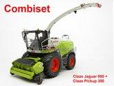 COMBISET-Claas-Jaguar-980-met-PU-300-Graspickup-1:32-MargeModels-MM1913-14