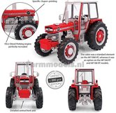 MF-1080-Super-RT-4WD-(1973)-Limited-Edition-1:32-Universal-Hobbies-UH6224