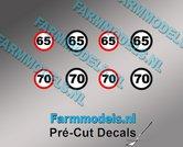 65-&-70-KM-Borden-stickers-Ø-6.6mm-Ø-7.3mm-Pré-Cut-Decals-1:32-Farmmodels.nl-super