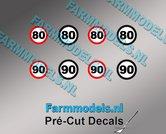 80-&-90-KM-Borden-stickers-Ø-6.6mm-Ø-7.3mm-Pré-Cut-Decals-1:32-Farmmodels.nl-super