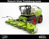 Rebuilt:-Claas-Jaguar-980-met-Orbis-750-op-brede-Trelleborg-banden-1:32-MargeModels-MM1914-R
