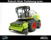 Rebuilt-COMBISET-Claas-Jaguar-980-met-PU-300-Graspickup-op-brede-Trelleborg-banden-1:32-MargeModels-MM1914-RGRAS