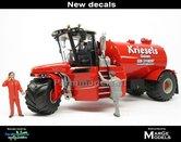 ND-VERVAET-Hydro-Trike-RED-TANK-+-Kriesels-LOGO-1:32-Marge-Models--MM1819-Kriesels-3