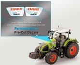 CLAAS-AXION-810-type-stickers-voor-CLAAS-AXION-USK-motorkap-Pré-Cut-Decals-1:32-Farmmodels.nl