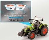 CLAAS-AXION-840-type-stickers-voor-CLAAS-AXION-USK-motorkap-Pré-Cut-Decals-1:32-Farmmodels.nl