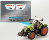 CLAAS-AXION-850-type-stickers-voor-CLAAS-AXION-USK-motorkap-Pré-Cut-Decals-1:32-Farmmodels.nl