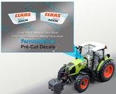 CLAAS-ARION-450-type-stickers-voor-CLAAS-ARION-WIKING-motorkap-Pré-Cut-Decals-1:32-Farmmodels.nl