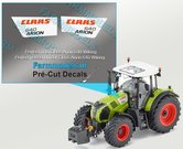 CLAAS-ARION-640-type-stickers-voor-CLAAS-ARION-WIKING-motorkap-Pré-Cut-Decals-1:32-Farmmodels.nl