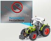 CLAAS-ARION-650-type-stickers-voor-CLAAS-ARION-WIKING-motorkap-Pré-Cut-Decals-1:32-Farmmodels.nl