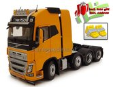 YELLOW-Volvo-FH16-8x4-incl.-gratis-set-Wielkeggen-1:32-MargeModels-MM1915-03---EXPECTED