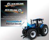 New-Holland-T7.260-type-stickers-voor-NH-T7.315-MarGe-models-motorkap-Pré-Cut-Decals-1:32-Farmmodels.nl