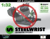 DIRTY:-STEELWRIST-Hulpstukken-en-Dieplepelbak-set-met-S60--S60-Koppeling-STOF--&-SLIJTLOOK-1:32--AT3200109-D---EXPECTED