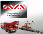 Breedte--Verdrijvingsbord---Verkeer-stickers-ROOD--WIT-ong.-14-x-14-mm--Pré-Cut-Decals-1:32-Farmmodels.nl