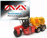 Breedte--Verdrijvingsbord---Verkeer-stickers-ROOD--WIT-ong.-12-x-12-mm--Pré-Cut-Decals-1:32-Farmmodels.nl