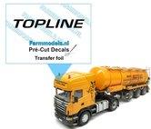 TOPLINE-uit-ZWARTE-FOLIE-(Transferfolie)-gesneden-5.5-mm-x-46-mm-sticker-via-applicatie-folie-aan-te-brengen