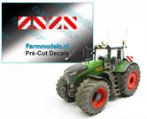 Breedte--Verdrijvingsbord---Verkeer-stickers-ROOD--WIT-ong.-10-x-10-mm--Pré-Cut-Decals-1:32-Farmmodels.nl