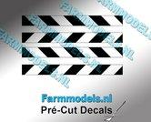 Verdrijvingsbord--Verkeer-stickers-Zwart--Transparant-ong.-4mm-x-40mm---Pré-Cut-Decals-1:32-Farmmodels.nl